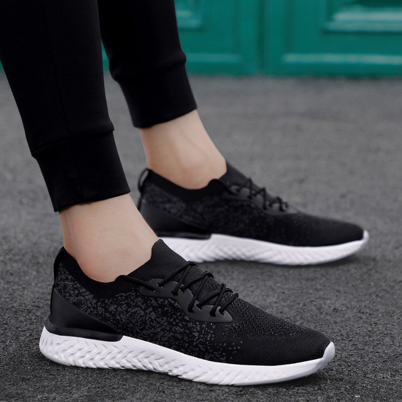 2019 New Mesh Men Casual Shoes summer Men Shoes Lightweight Comfortable Breathable Walking Sneakers Tenis Feminino Zapatos