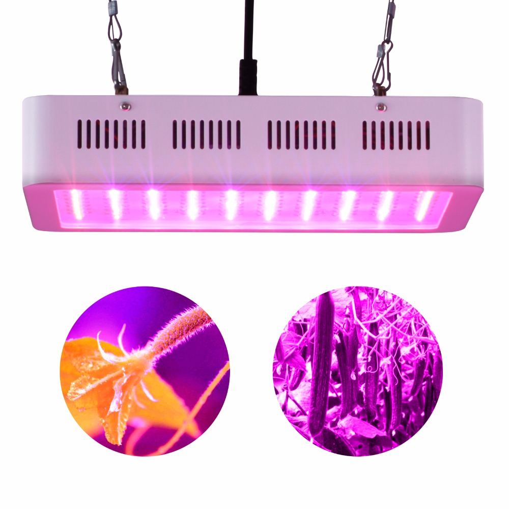 populargrow 9 Bands 300W Led Grow Light High Power 3w Chips Best for All Stages Indoor tent greenhouse Plants growth