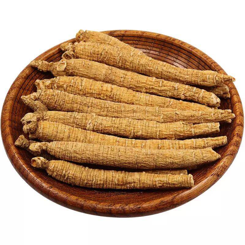 High quality Panax quinquefolium8 18 years American ginseng root Improving immunity bringing health to the body