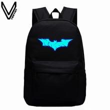Новинка 2017 года Бэтмен рюкзак Super Hero паук Сумки для Обувь для мальчиков Обувь для девочек школьная Рюкзаки дети Best подарок школьная сумка рюкзак детей
