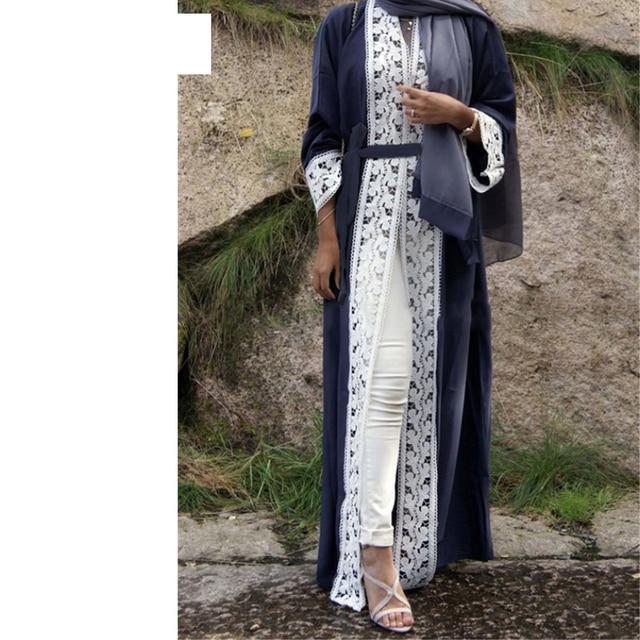Gorgeous Kimono Abaya