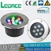 RGB Single Color LED Underground Light 18W AC85 265V DC12V DC24V IP65 Square Stage Bar Floor