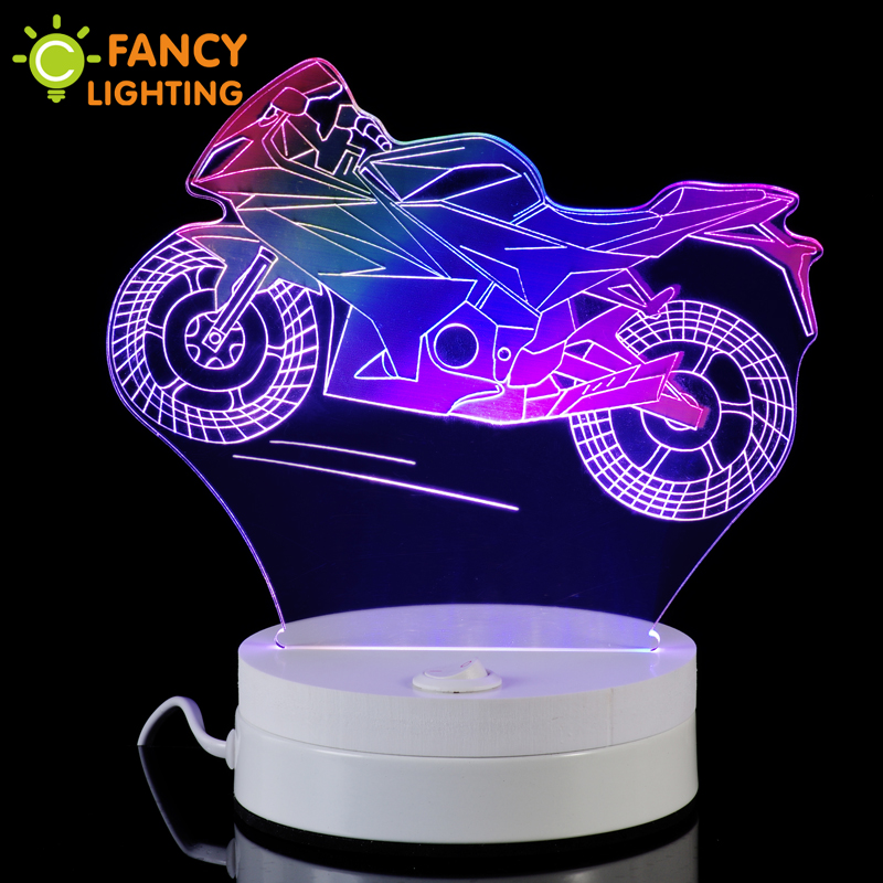 Novelty night light cartoon led children's nightlight 3d lamp colorful table lamp for kid's gift & home bedroom decor veilleuse original roland rs 640 feed motor board w700981230