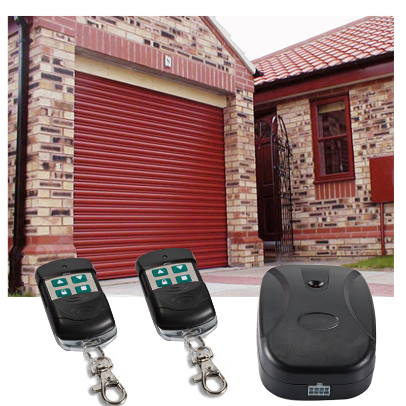 Universal garage door remote control wireless gate remote wireless control controller smart remote controller for Chain motor 40km h 4 wheel electric skateboard dual motor remote wireless bluetooth control scooter hoverboard longboard