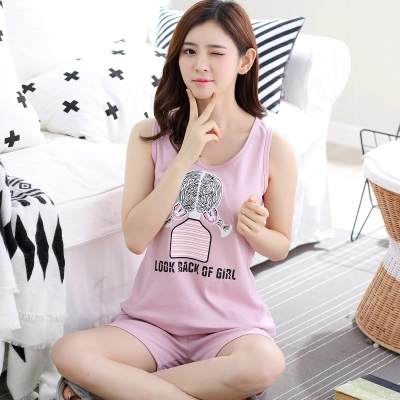 quality 2017 Summer Style Women's Pajamas Sleep Lou