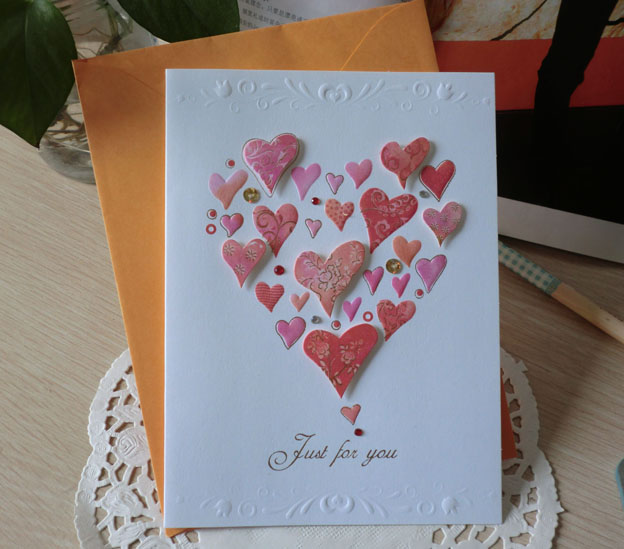 8pcslot creative 3d greeting cards with envelope for valentine 8pcslot creative 3d greeting cards with envelope for valentine mother day christmas birthday cute m4hsunfo