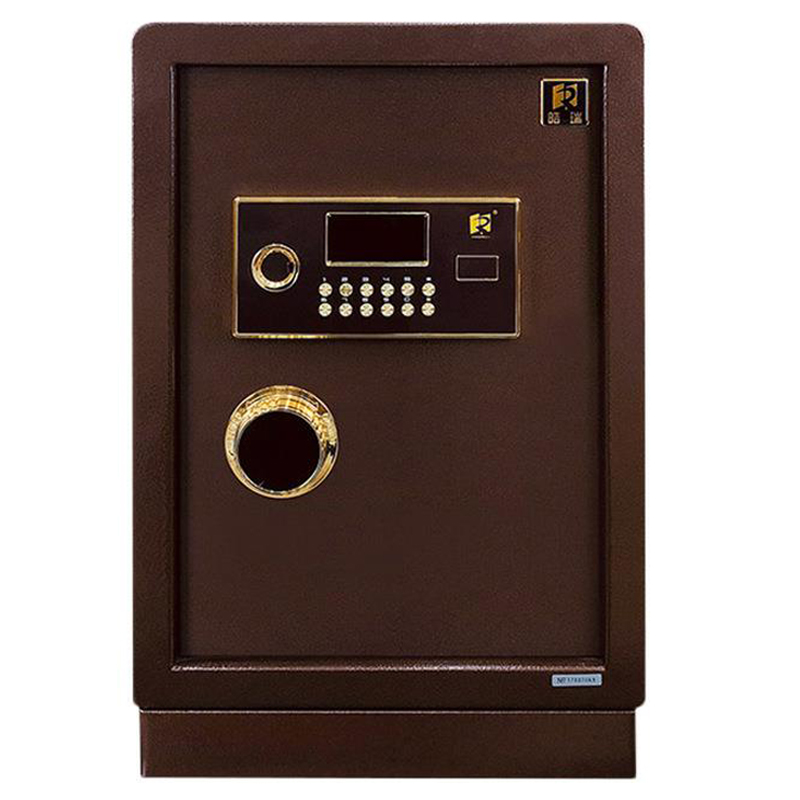Safety Box Anti-theft Electronic Storage Bank Security Money Jewelry Storage Collection Home Office Security Storage Box DHZ032