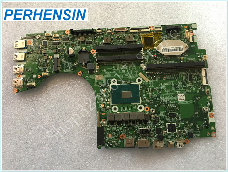 For MSI GT72 GT72S Laptop MOTHERBOARD <font><b>i7</b></font>-<font><b>6700HQ</b></font> <font><b>SR2FQ</b></font> MS-17821 REV 2.0 100% WORK PERFECTLY image