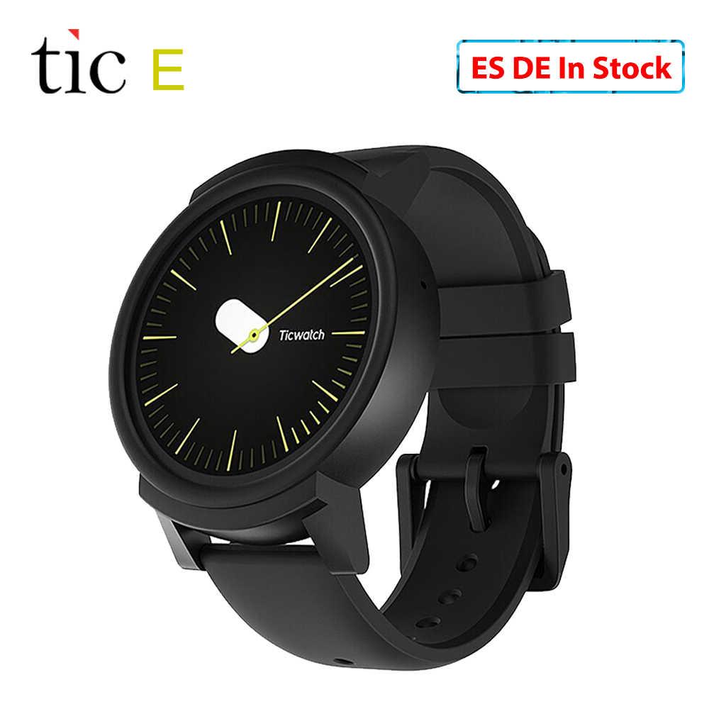 6afc83b8b774 Подробнее Обратная связь Вопросы о  В наличии  Ticwatch E Android ...
