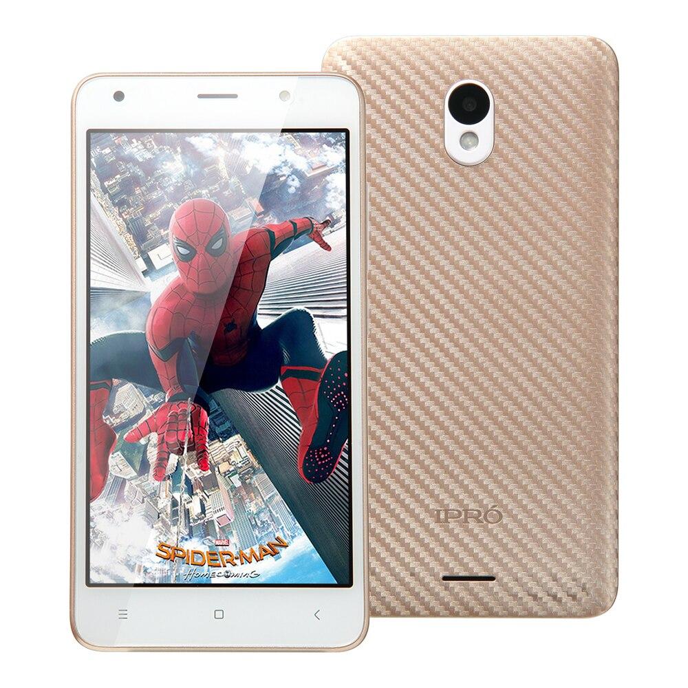 IPRO KYLIN 5.0 Smartphone Quad Core Celular Android 6.0 GSM/WCDMA 2000 mAh Bater