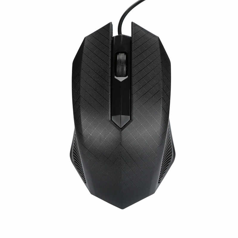 HIPERDEAL Computer Peripherals Wired gaming mouse for notebook For Laptop Fashion 1600 DPI USB Wired Optical Gaming Mice Mouse