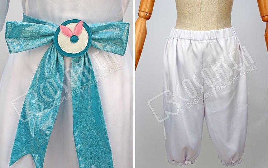 Косплей ONSEN Little Twin Stars Kiki, костюм для косплея, платье, полный комплект, все размеры, на заказ