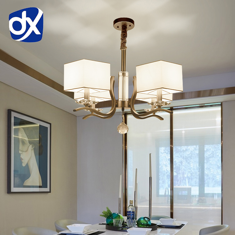Chandelier Lighting Modern Chandelier Fabric Crystal Chandelier E14 Lustres De Cristal Chandelier new modern chandelier led crystal lamps long pendant chandelier lustres de cristal kronleuchter ac110 240v stair chandelier
