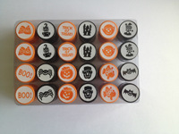 Direct Manufacturers Wholesale Cheap Toys Seal Ink Halloween Custom Seal Products