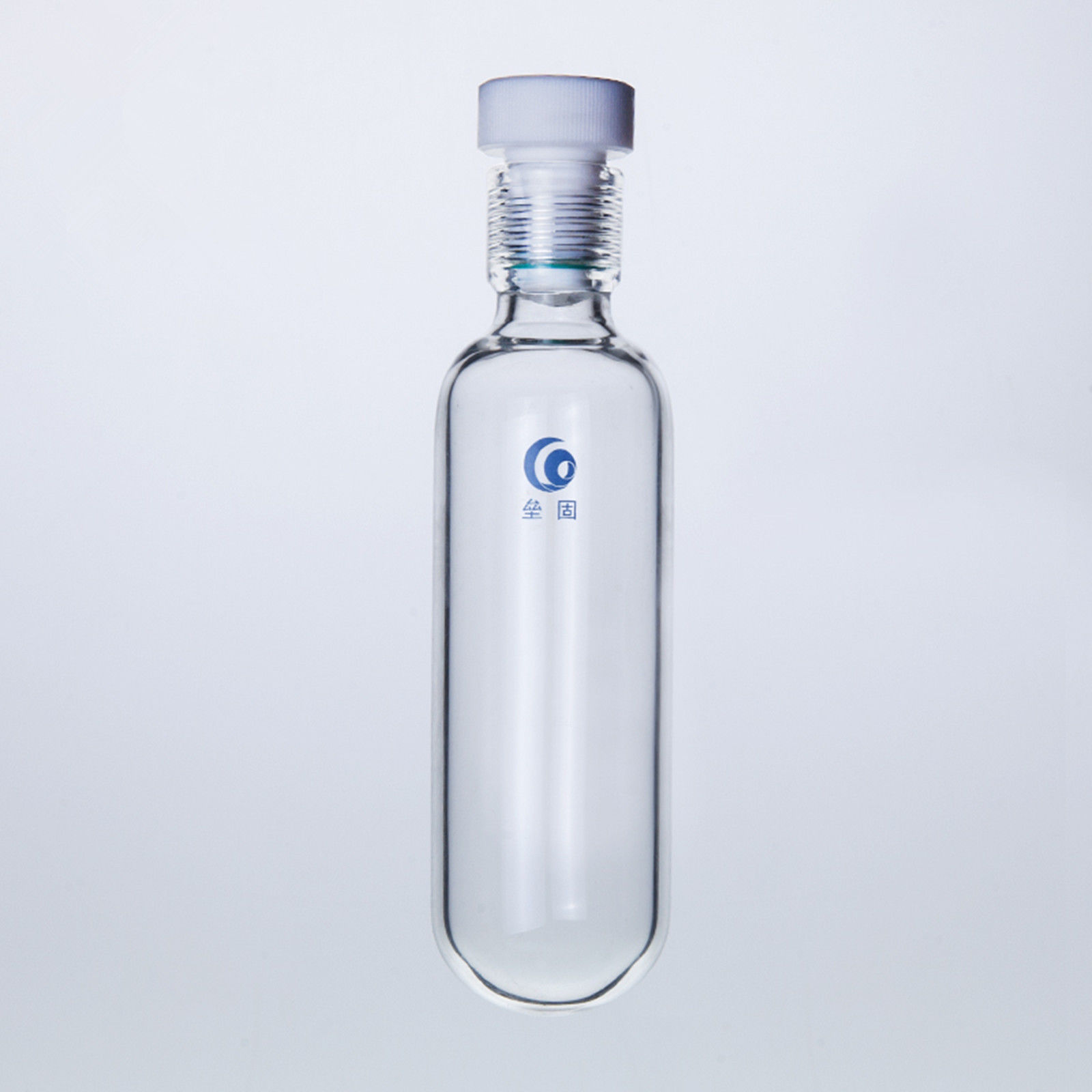 120ml Glass High Pressure Bottle 45 110 Heavy Wall Vessel With 15 PTFE Thred