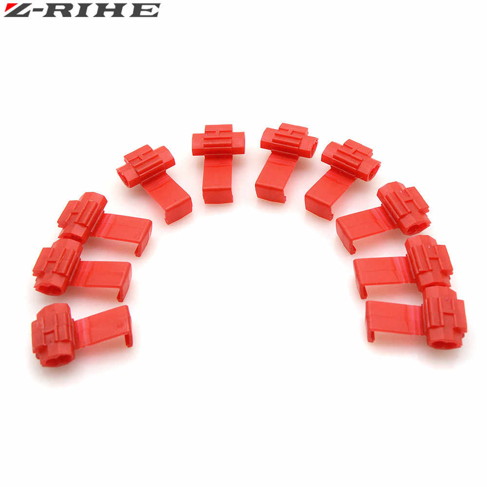 Detail Feedback Questions about 10pcs Wire terminals quick wiring