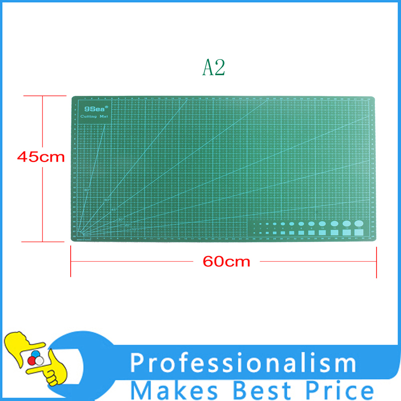 Dark Green 2.5 mm Rectangle Self Healing Eco Friendly TPE Cutting Mat A2 60x45 cm 24x18 inch compatible printer lexmark x940 x945 x940e x945e refill toner cartridge for lexmark x945x2kg x945x2cg x945x2mg x945x2yg toner