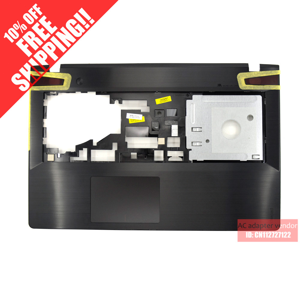 FOR LENOVO Y500 Y500P Y510p Palmrest Pan Shell Bottom Screen Frame TOP Cover Hinges CD-ROM Cover Memory Board Cover Hinges