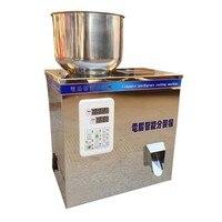 2 200g Granular And Powder Filler Salt Filling Machine Pill Weighing Machine