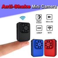 Anti Shake WiFi Mini Camera 1080P Full HD Wireless R3 Camcorder Infrared Night Vision DVR Video Audio Recorder Micro Sport Cam