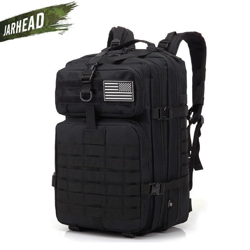 Militaire tactique assaut Pack sac à dos armée 3D étanche Bug Out sac petit sac à dos pour la randonnée en plein air Camping sac de chasse