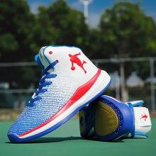 d68445ddc287 Big Size Men   Women Basketball Shoes Jordan Shoes Off White Jordan 11  Zapatillas Hombre ayakkabi erkek Curry 4 Sneakers Lebron