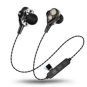 Wireless Bluetooth Earphones H