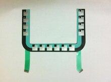 6AV6645-0BB01-0AX0 6AV6 645-0BB01-0AX0 Membrane Keypad For SIMATIC MOBILE PANEL 177 DP Repair Parts, HAVE IN STOCK