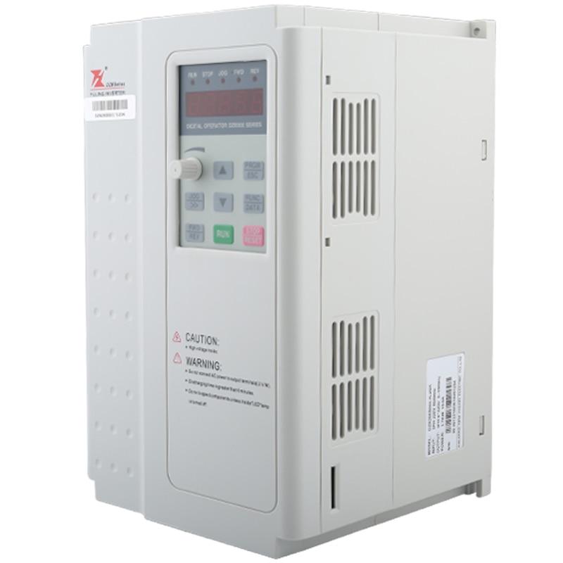 Частотный инвертор VFD DZB312B003.7L4DK, 3,7 кВт, 380 В, вместо DZB280B003.7L4DK, драйвер переменной частоты для гравировального станка
