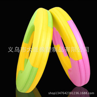Children's Trumpet Solid Swimming Ring EVA Life Buoy Free Inflatable Foam Safety Float Ring