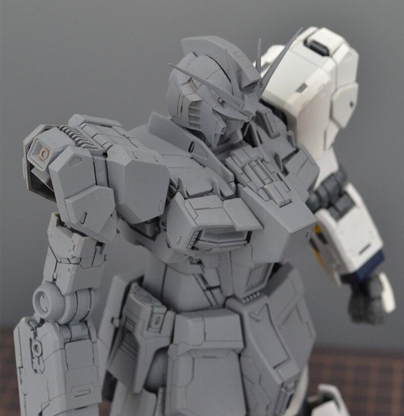 SIDE 3 GK Refitting Suite of Remodeling for MG 1 100 RX 93 V Gundam Ver