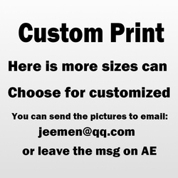 More sizes for your picture family or baby photo favorite image custom print on canvas painting.jpg 250x250