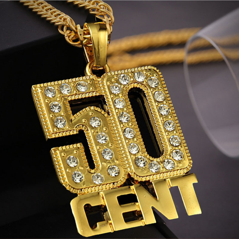 Hip Hop Jewelry Real Gold – Jewelry