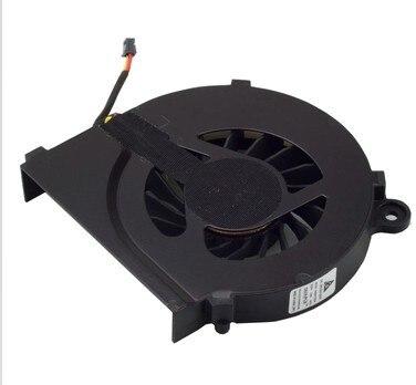 10pcs/lot NEW Laptop CPU cooling Fan For Hp Compaq G62 G42 CQ42 CQ62  Ksb06105ha new laptop battery for hp compaq 2710p