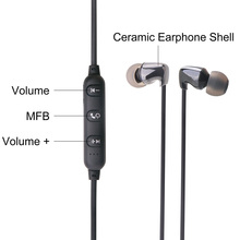 Cheap price TC01S Ceramic Sport Running Bluetooth Headset Wireless Earphone Bluetooth Earpiece With Mic Stereo Earbuds For Iphone