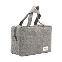Yesello Travel Scrub Men And Women Waterproof Bath Portable Bags Travel Scrub Oxford Cloth Cosmetic Bag