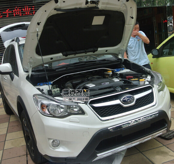 2012 Subaru Outback Suspension: Aluminum Alloy Balance Before Bar Top Tie Bar The Sway The