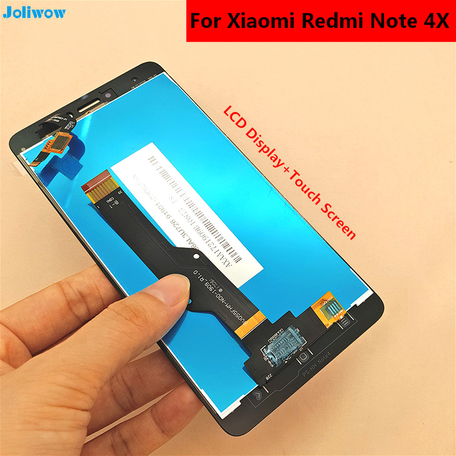 FOR xiaomi redmi note 4x note4x LCD Display+Touch Screen+Tools FOR Global Version / Qualcomm Snapdragon 625 3GB 32GB