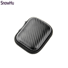 SnowHu for Mini Protective EVA Portable Bag Go Pro Hero 7 6 5 4 3+ sj4000 xiaomi yi 4K camera Accessories LD18