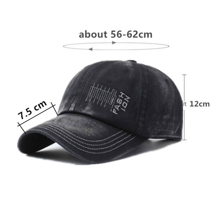 SILOQIN Snapback Cap Adjustable Size Adult Men 39 s Cotton Baseball Caps Male Bone Dad 39 s Hat 2019 New Letter Embroidery Fashion Cap in Men 39 s Baseball Caps from Apparel Accessories