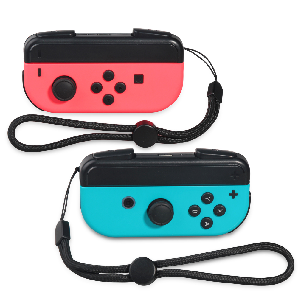 Hot Selling Nintend Switch Mini Charging Grip Charger Handle, N-Switch Joy-Con Controller USB Charger with 2 USB Charging Cable 4
