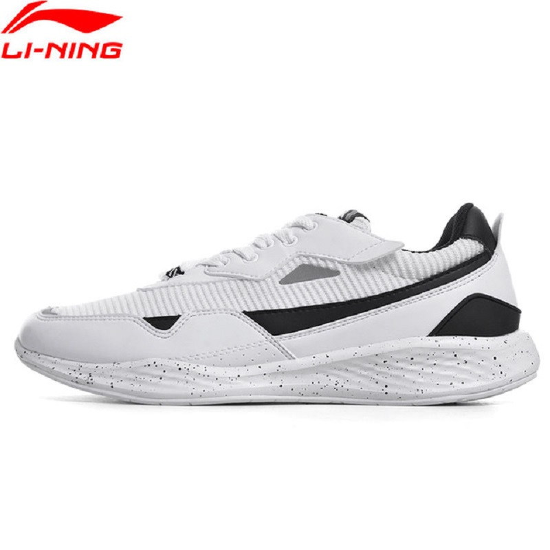 Li-Ning 2018 Men Sports Life Walking Shoes Wearable Jogging Sneakers Breathable Li Ning Comfortable Sports Shoes GLKN017 li ning outdoor sports life series wear resisting breathable young steady sport shoes sneakers walking shoes men alck021 xmr1052