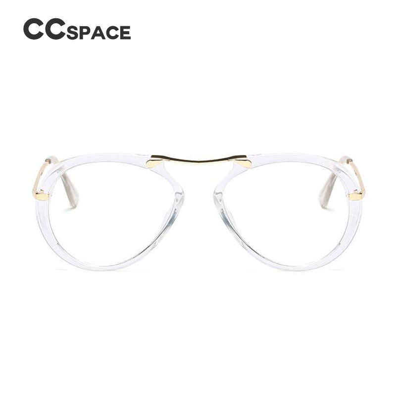 9d13fc2d65b Lady pilot glasses frames for women optical eyeglasses fashion metal legs  eyewear 45078