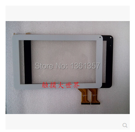 9 inch tablet touch screen multi-point capacitance screen CZY6203X01-FPC free shipping