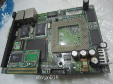 Second hand disassemble ar-b1550 : ver 1.5 syncronisation 2 fast ethernet port embedded motherboard