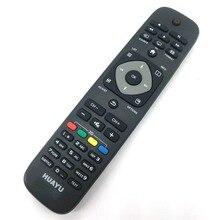 Universal การเปลี่ยนทีวีรีโมทคอนโทรลสำหรับ Philips 242254990467/2422 549 90467 สีดำ
