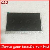 100 New 7inch 60Pins LCD Screen XC JP0760 For Allwinner A13 A10 Q8 Q88 MZ82 GB880