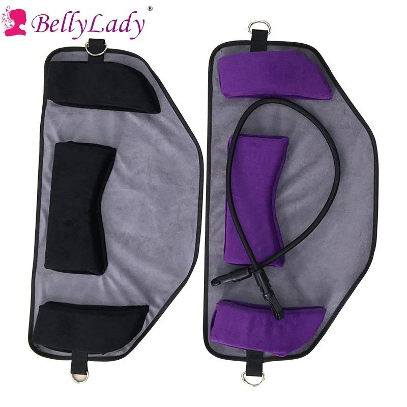 BellyLady Portable Comfortable Neck Hammock Neck Relaxion Pain Relief Massager new design product good neck hammock for neck pain relief neck relief fatigue door handle hanging head neck hammock