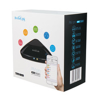 Home Automation Modules Broadlink RM03 RM Pro Universal Smart Home Automation Intelligent Controller For IOS Android