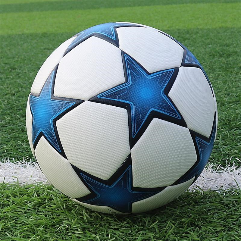 Size 5 High League Official Football Ball Material PU Professional Competition Train Durable Soccer Ball  2019